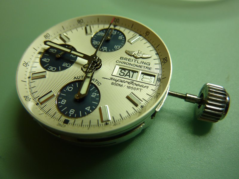 Breitling Watch out of its case