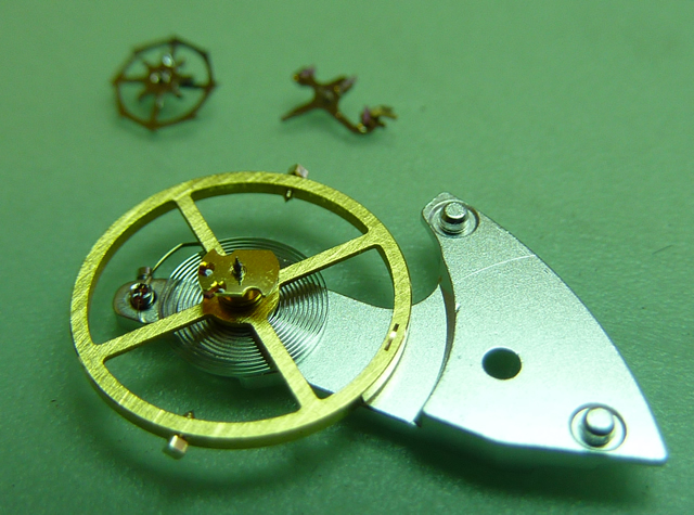 This is the balance wheel